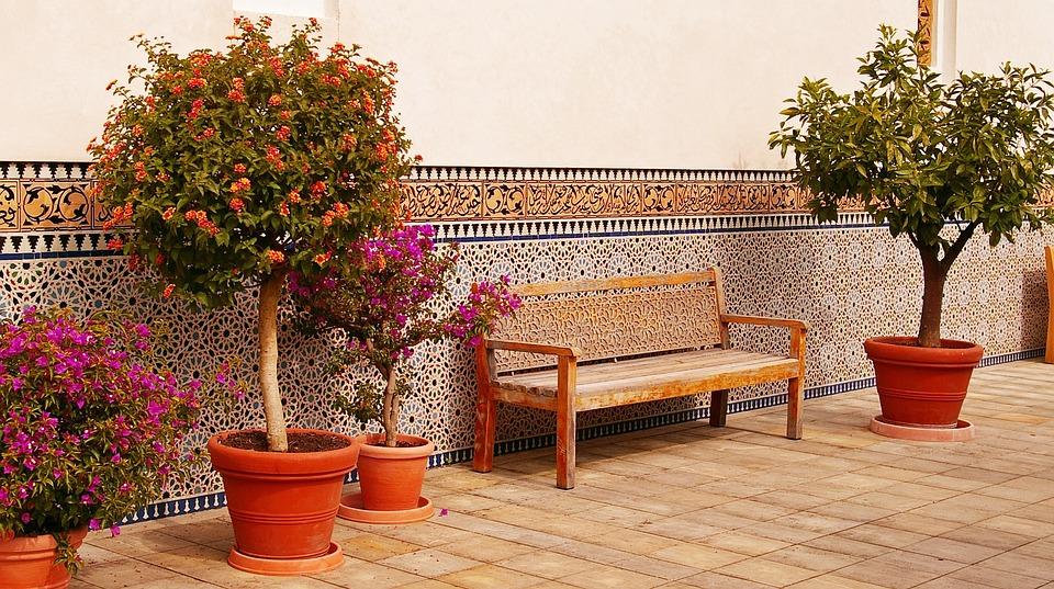 Photo gratuite: Oriental, Jardin Oriental - Image gratuite sur ...