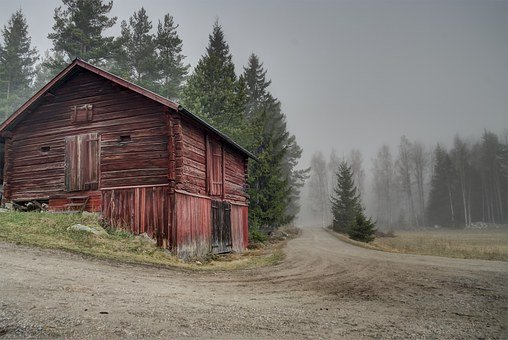 Sweden, Red, Barn, Landscape, Country - Red Barn Images · Pixabay · Download Free Pictures