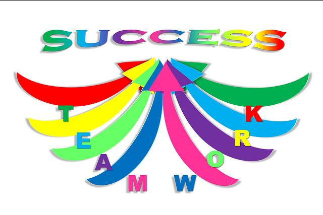 Teamwork Success Strategy · Free image on Pixabay