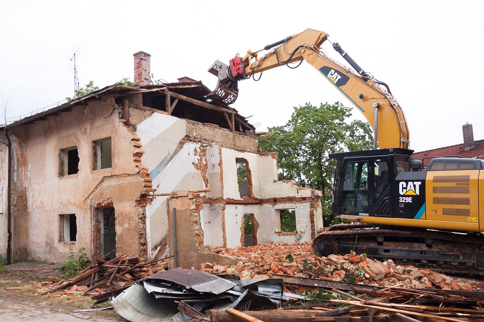 解体, 崩壊, 壊れた, 建物の瓦礫, 家の解体, 建物, 破滅, 破壊, クラッシュ, 逆アセンブル, 壁