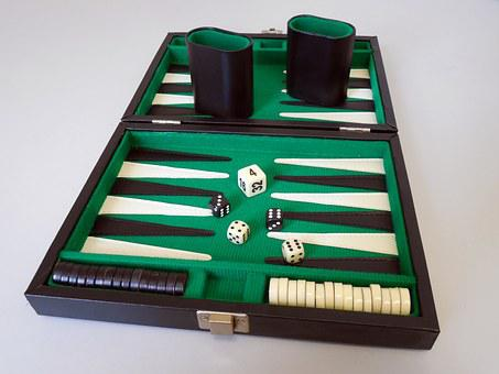 Backgammon, Play, Board Game, Game Board