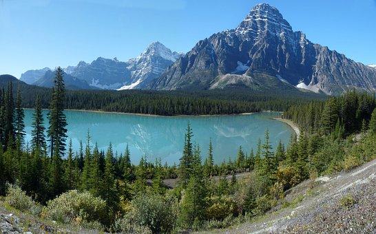Montañas Rocosas, Jasper, Banff, Kootenay, Yoho