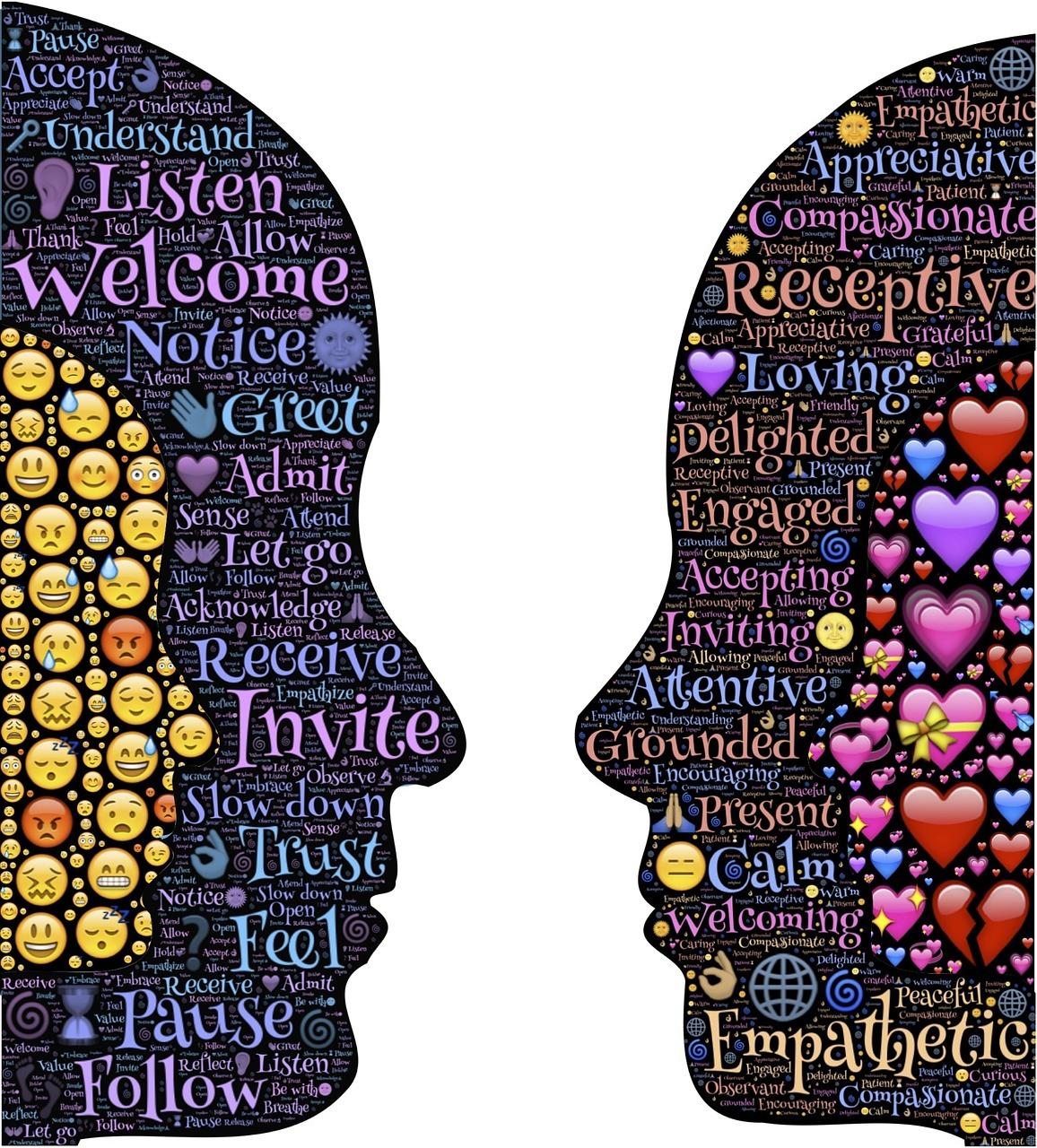 Compassione Ascolto Assistendo - Immagini gratis su Pixabay