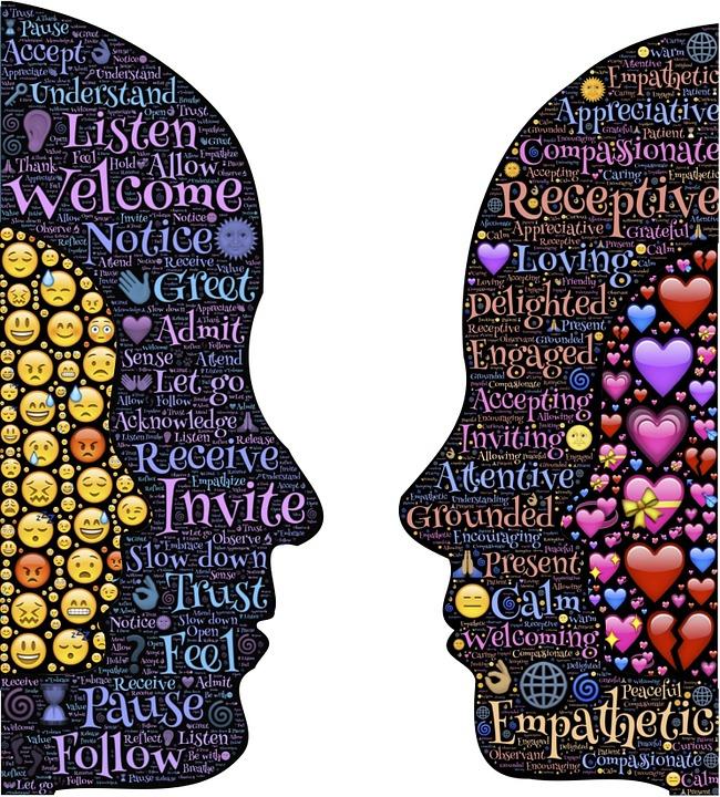 Compassion, À L'Écoute, Témoin, Aimant, Empathie