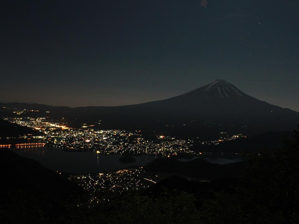 Mt Fuji, Mountain, Yamanashi, Fuji San