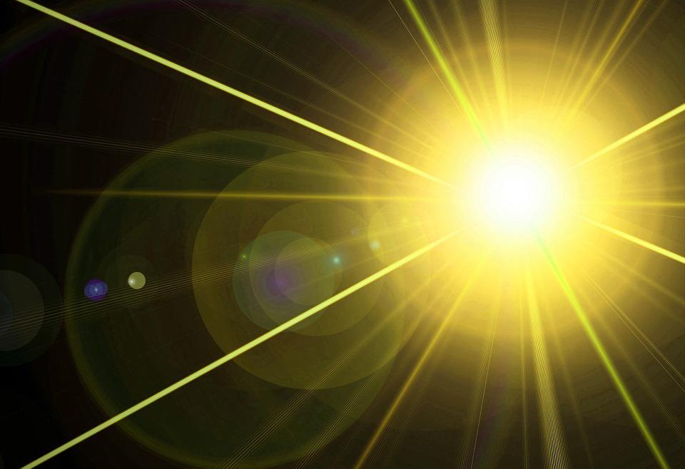 Laser, Ray, Barvitý, Nebezpečné, Světlo