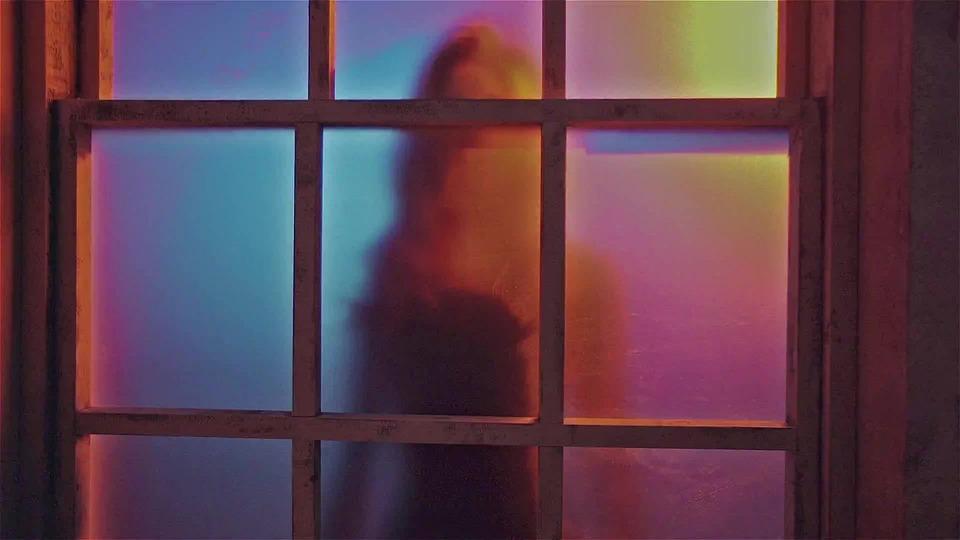 glass door silhouette ghost creepy & Glass Door Silhouette Ghost · Free photo on Pixabay