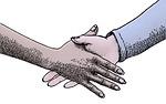 hand, hands, shaking hands
