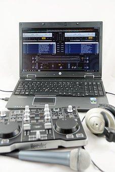Mixer, Headphones, Audio, Entertainment