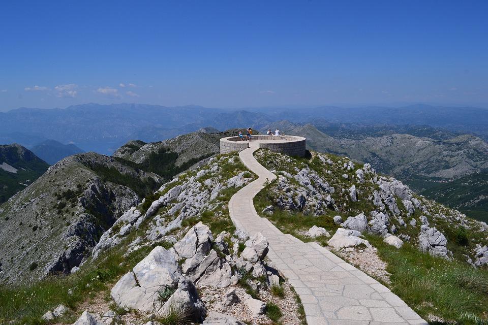 Berg, Wanderung, Panorama, Aussicht,