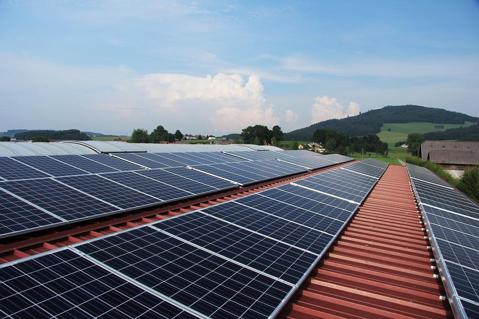 Güneş Enerjisi, Güneş Panelleri, Fotovoltaik, Paneller