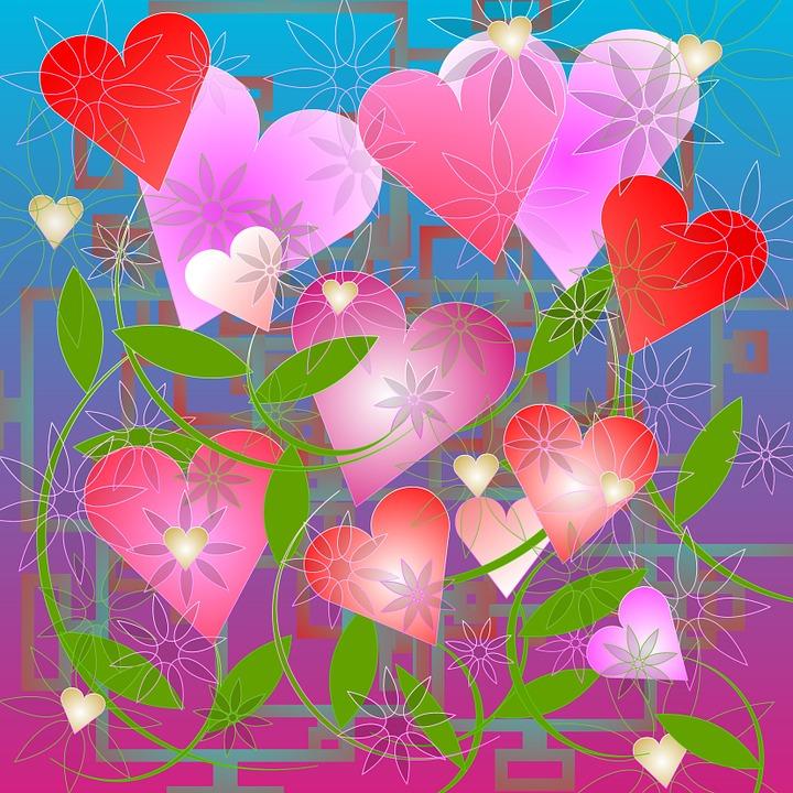 Illustration gratuite saint valentin l 39 amour coeur image gratuite sur pixabay 862868 - Image saint valentin romantique ...