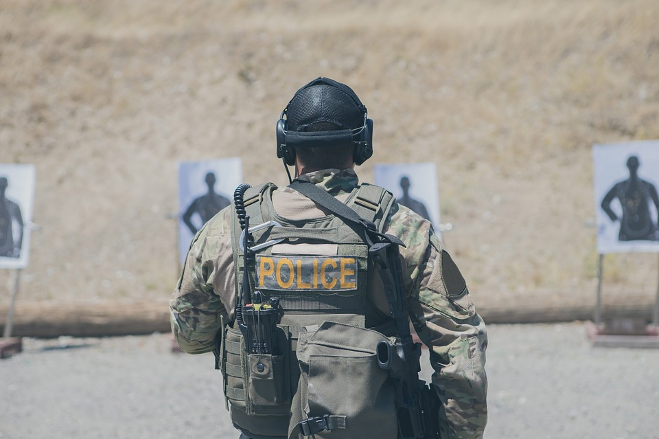Life, Beauty, Scene, Police, Military, Safety