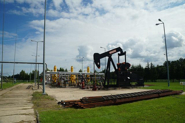 Free photo: Crude Oil Mine, Pumpjack - Free Image on Pixabay - 863217