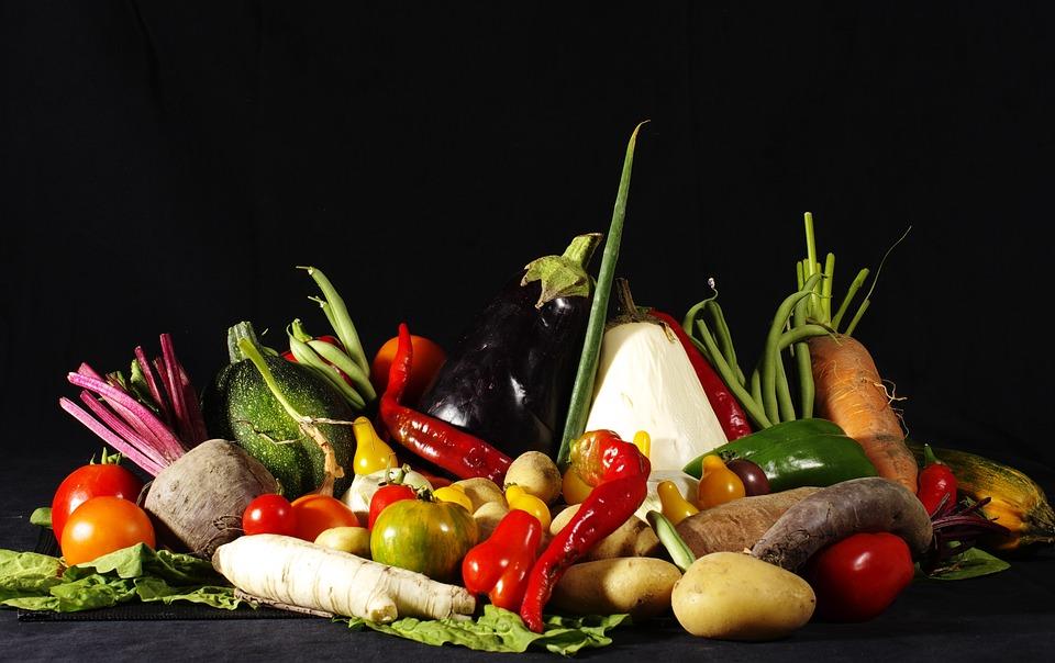 Vita, Bellezza, Scena, Veg, Veggies, Verdure, Squash