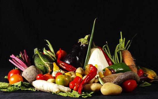 Life Beauty Scene Veg Veggies Vegetables S