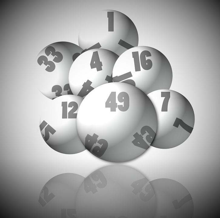 Lotto, Bola, Perjudian, Lotere, Kesempatan, Keuntungan