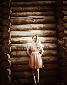 Tomsk, Girl, Dress, To, Female, Fashion