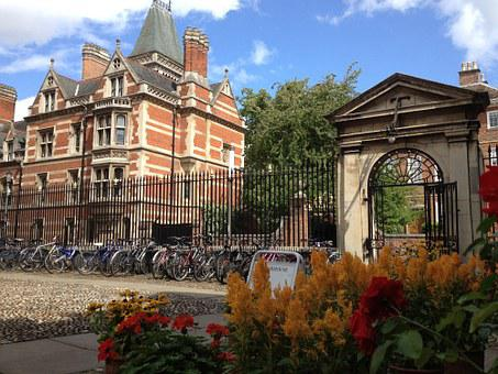 Cambridge, Angleterre, L'Architecture