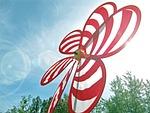 whirligig, pinwheel, spinner