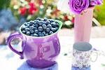 jagody, lato, owoców
