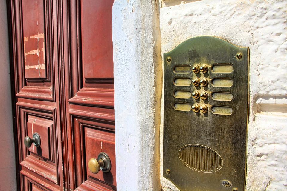 Door Bell Input Front Free Photo On Pixabay