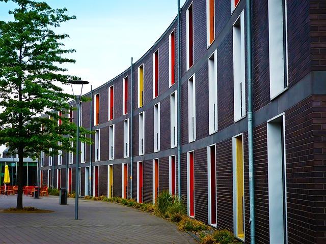 Foto gratis architettura moderna costruzione immagine for Architettura moderna ville