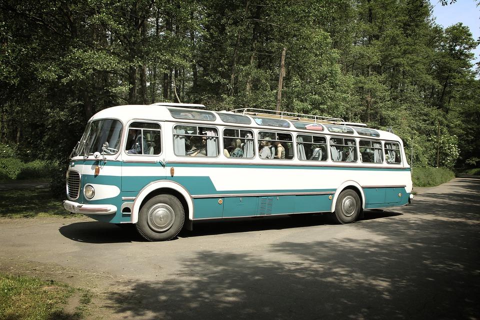Old, Bus, Oldtimer, Vintage, Retro, Travel