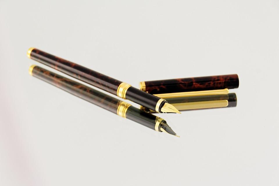 Как продать ручку на собеседовании