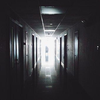 Hallway, Hospital, Medical, Work, Office