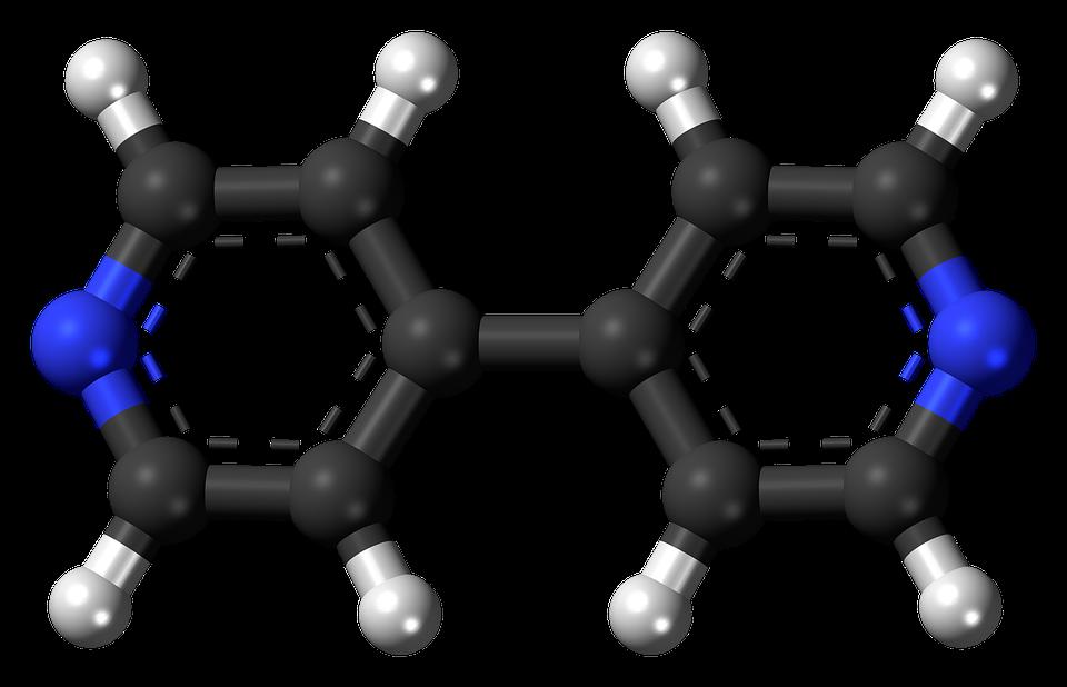 ビピリジン 分子 化学 · Pixabay...