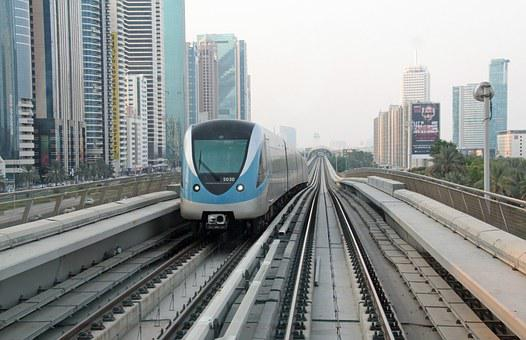 facts and stats Dubai Metro