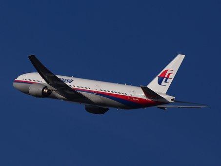 マレーシア航空, 航空機, ボーイング, 始めてください, 平面, フライト