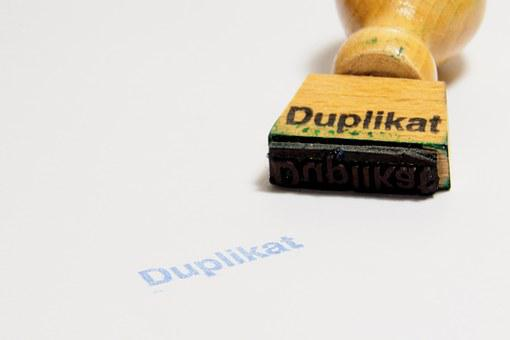 A seal Duplikat to signify 90 reasons why 90 percent of online businesses fail