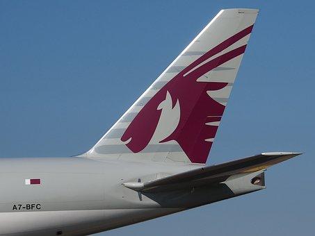 Vías Aéreas De Qatar, De Carga