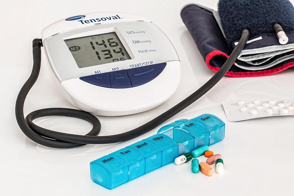 Ipertensione, Alta Pressione Sanguigna