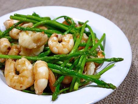 Asparagus, Vegetable, Healthy, Meal