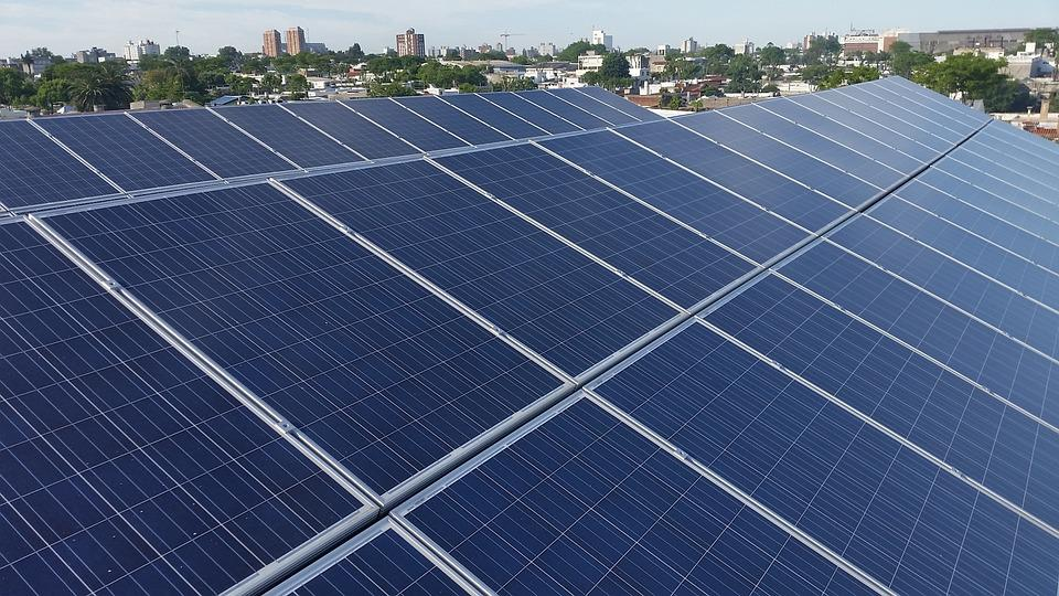 Énergie Solaire, Panneaux Photovoltaïques