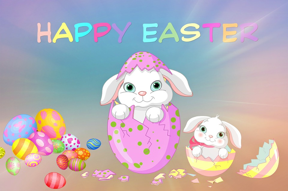 Easter happy composing free image on pixabay easter happy easter composing greeting card m4hsunfo