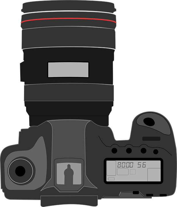 Free Vector Graphic Camera Design Photo