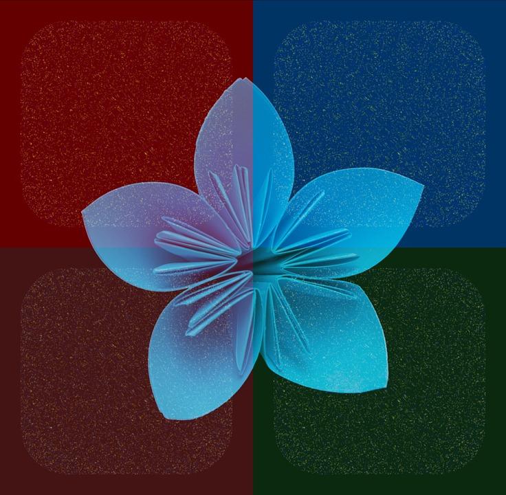 fleur de papier image gratuite sur pixabay. Black Bedroom Furniture Sets. Home Design Ideas