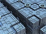grid, maths, geometry