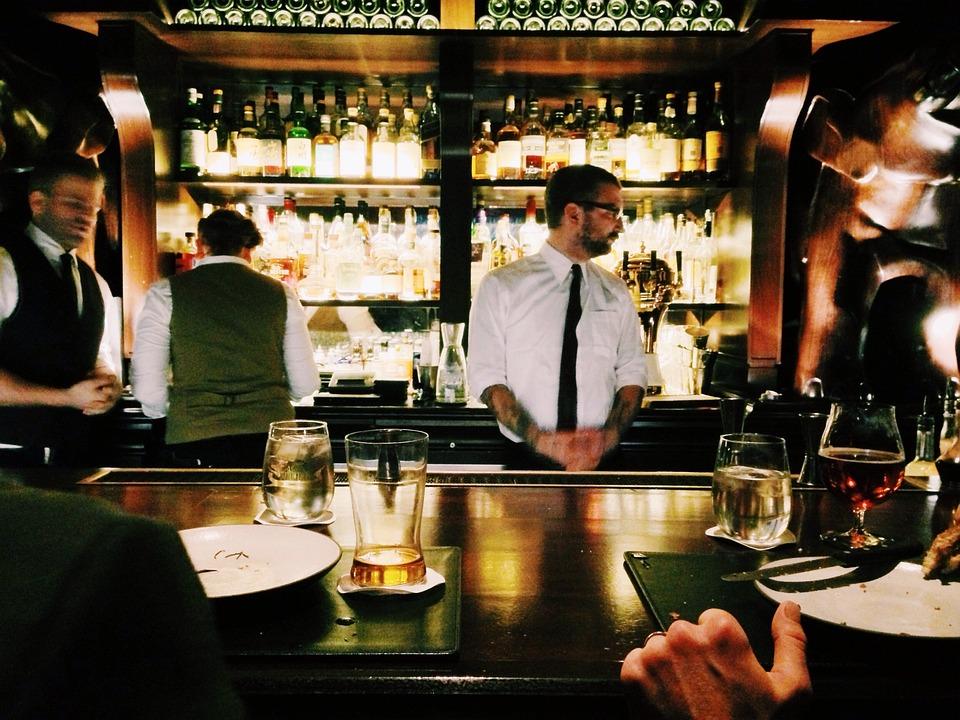 Bar, Pub, Bevande, Discoteca, Barista, Camerieri