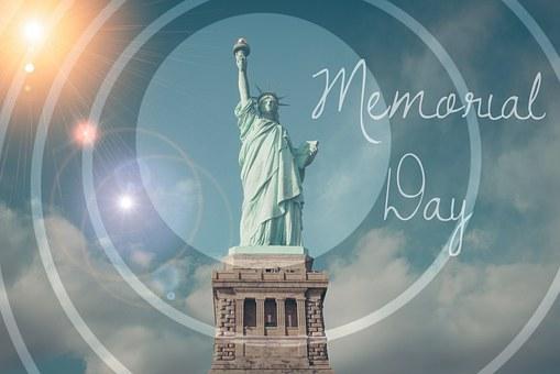 Memorial Day, Memory, Commemorate, Usa
