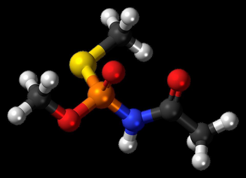 アセフェート 殺虫剤 分子 · Pix...