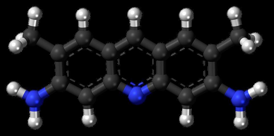 Amarillo De Acridina Colorante · Imagen gratis en Pixabay