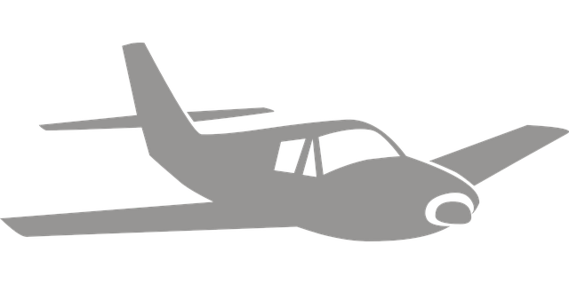 Free vector graphic airplane silhouette clip free image on pixabay 872480 - Croquis avion ...