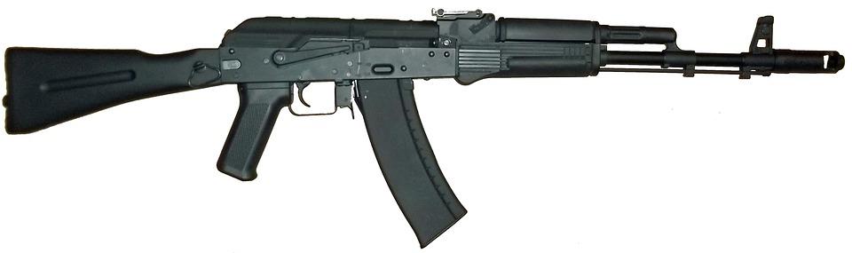 foto gratis ak 47 kalashnikov rifle pistola imagen gratis en pixabay 872500. Black Bedroom Furniture Sets. Home Design Ideas