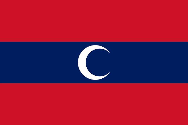 Ottoman Albania Flag
