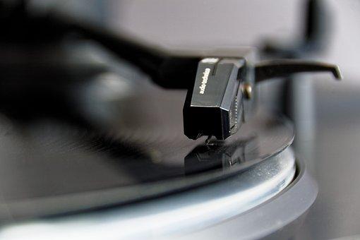 Plate, Turntable, Vinyl, Customer